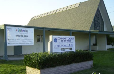 Community Church Of Hayward - Hayward, CA