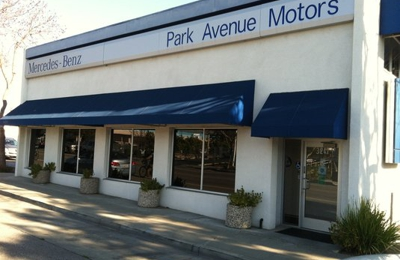 Park Avenue Motors - Palo Alto, CA