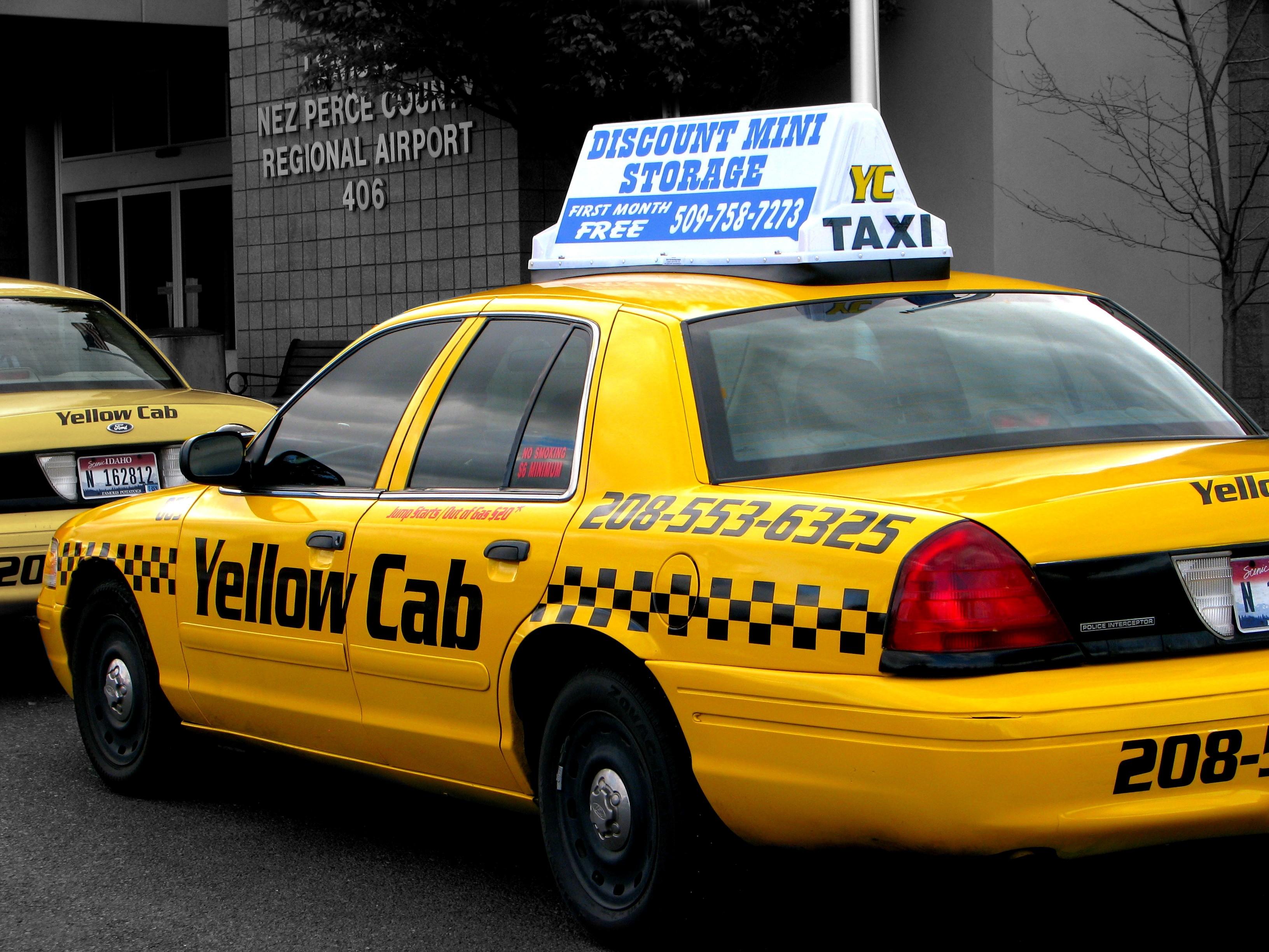 Yellow Cab, Lewiston ID