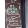 El Super Burrito