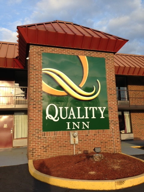 Quality Inn-Forest City, Forest City NC