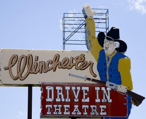 Winchester Drive-In, Oklahoma City OK