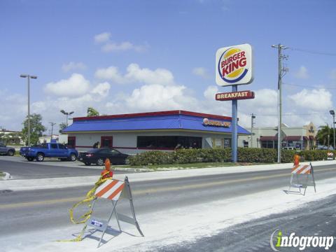 Burger King, Hialeah FL