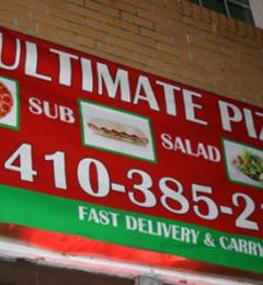 Ultimate Pizza - Baltimore, MD