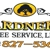 Gardners Tree Service, LLC
