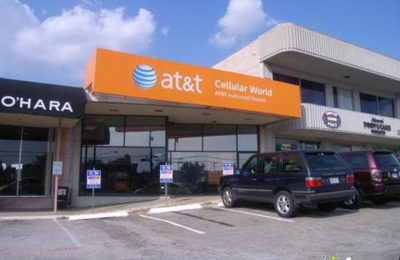 Cellular World Authorized AT&T Retailer - Dallas, TX