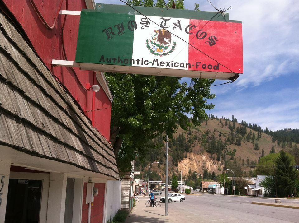 Rios Tacos, Kettle Falls WA