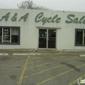 A & A Cycle Sales & Salvage Inc - Oklahoma City, OK
