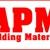 A.P.M. Building Materials