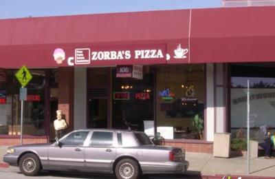 Zorba's Pizza - South San Francisco, CA