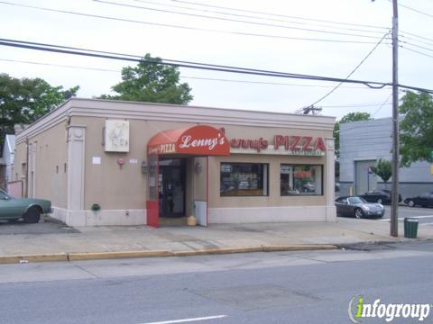Lenny's Pizza, Howard Beach NY