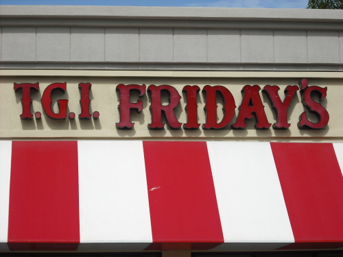 T.G.I. Friday's, Livonia MI