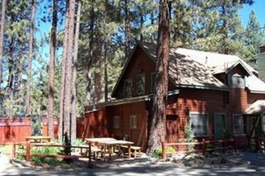 Golden Bear Cottages, Big Bear Lake CA