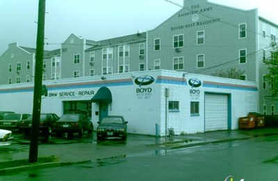 Boyd Motor Werks - Portland, OR