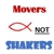 Movers Not Shakers