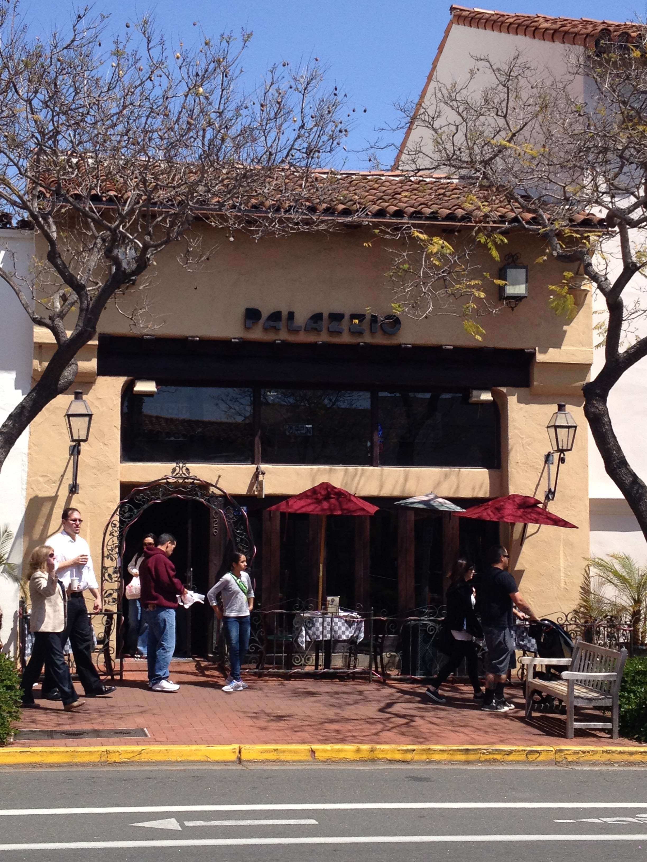 Palazzio, Santa Barbara CA