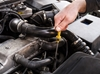 Oil change prices depend on the oil you select, among other factors.