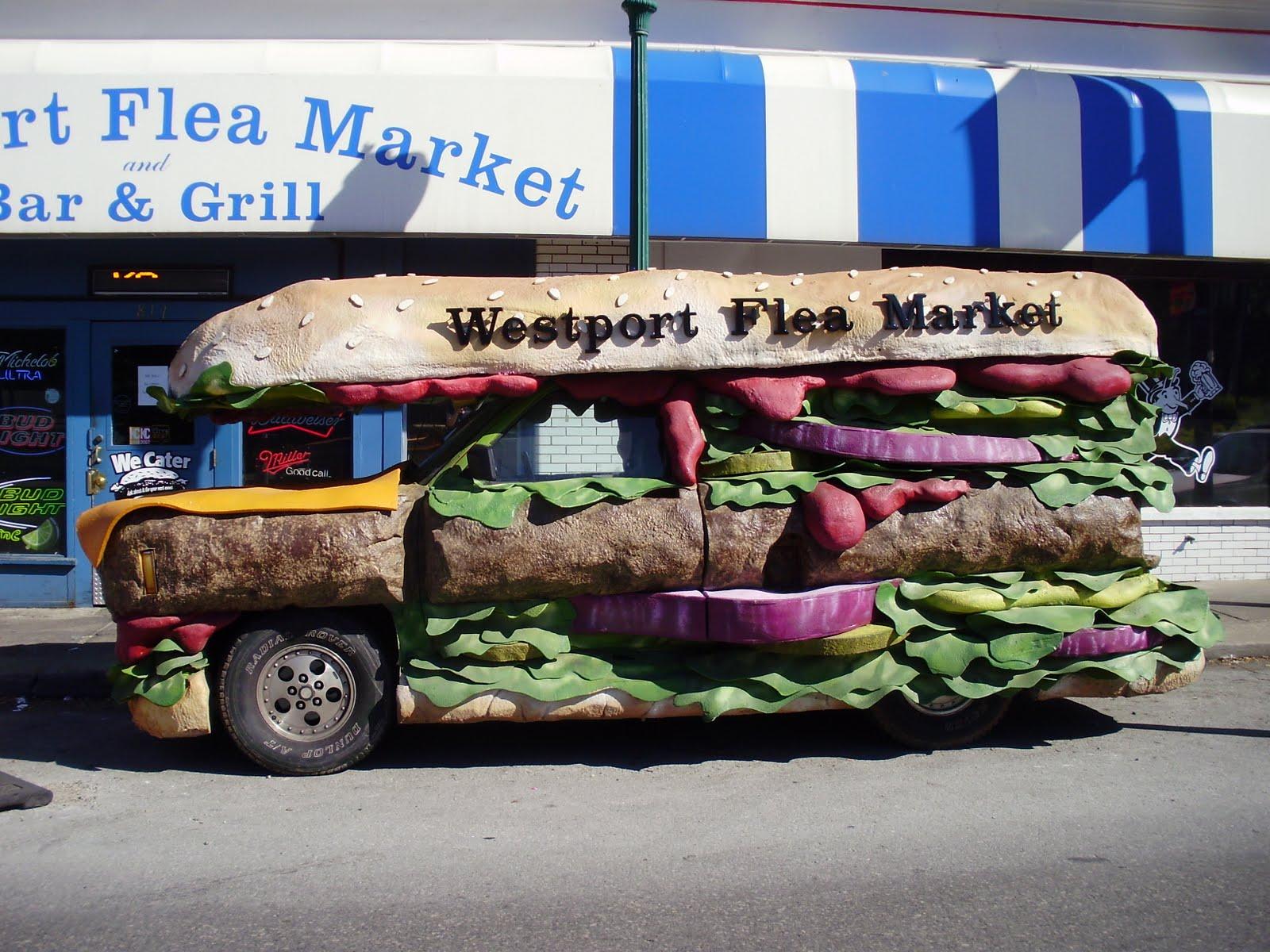 Westport Flea Market & Bar & Grill, Kansas City MO