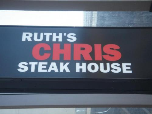 Ruth's Chris Steak House, Annapolis MD