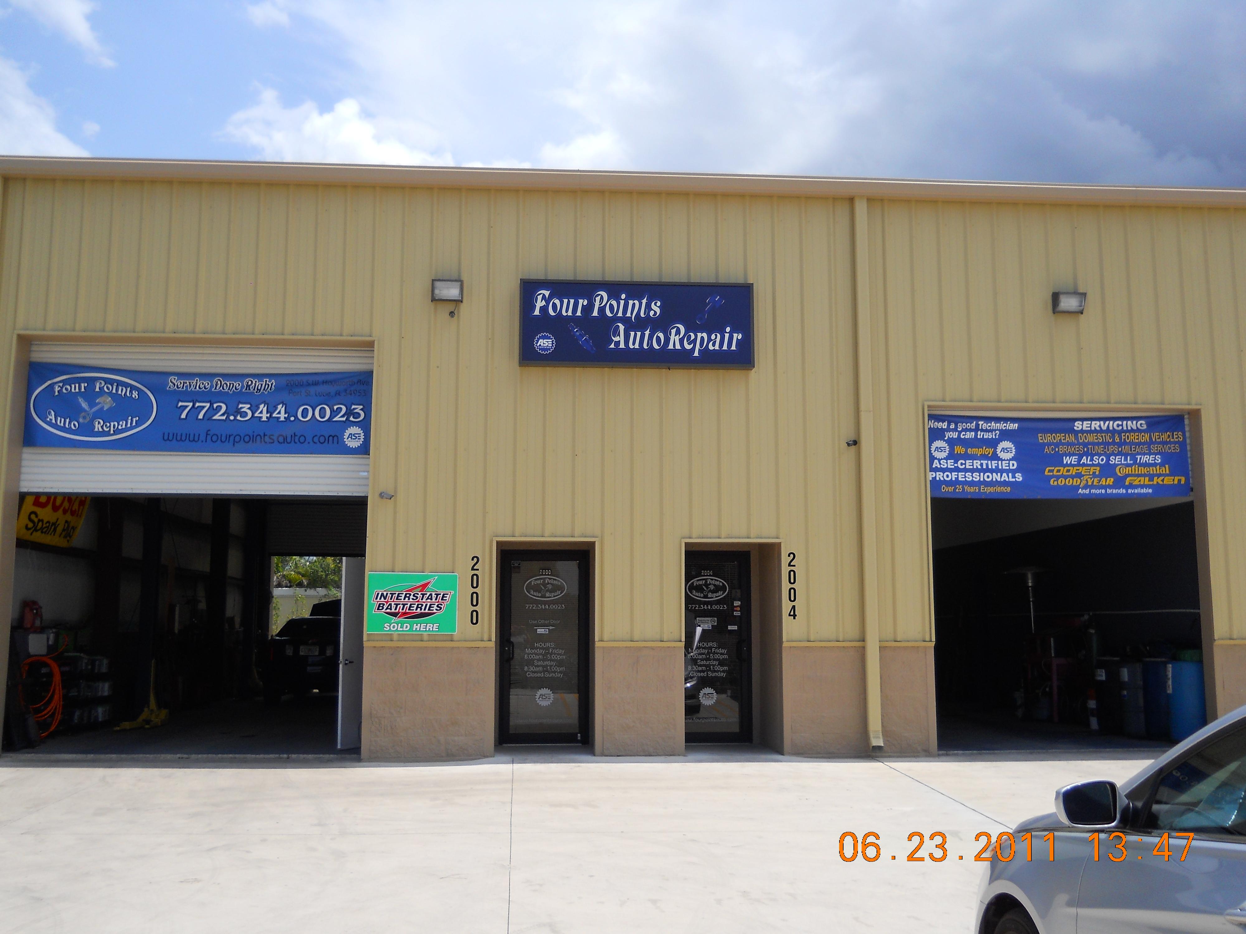 Four Points Auto, Port Saint Lucie FL