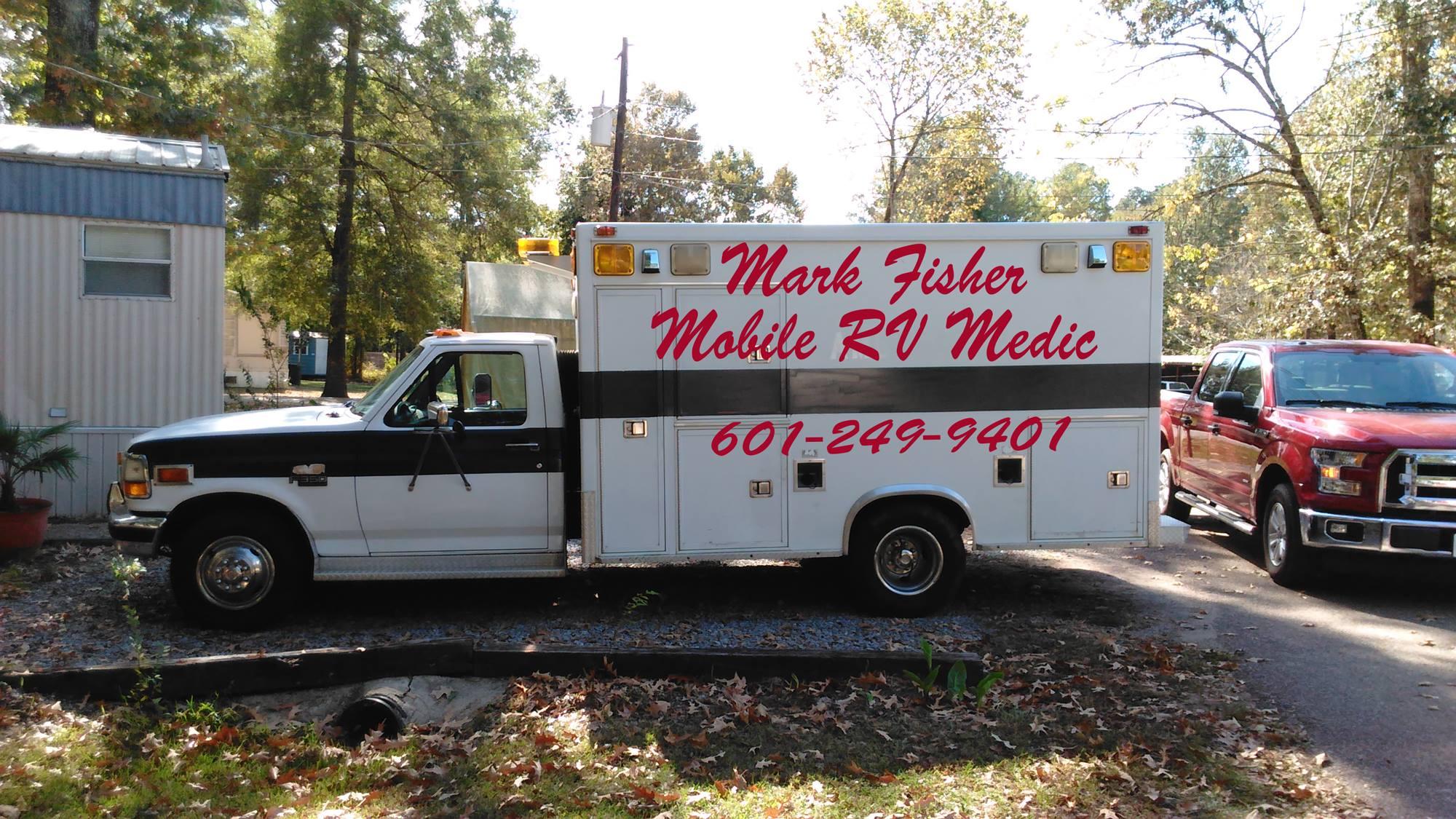 Mark Fisher Mobile Rv Medic Brandon Ms 39047 Yp Com