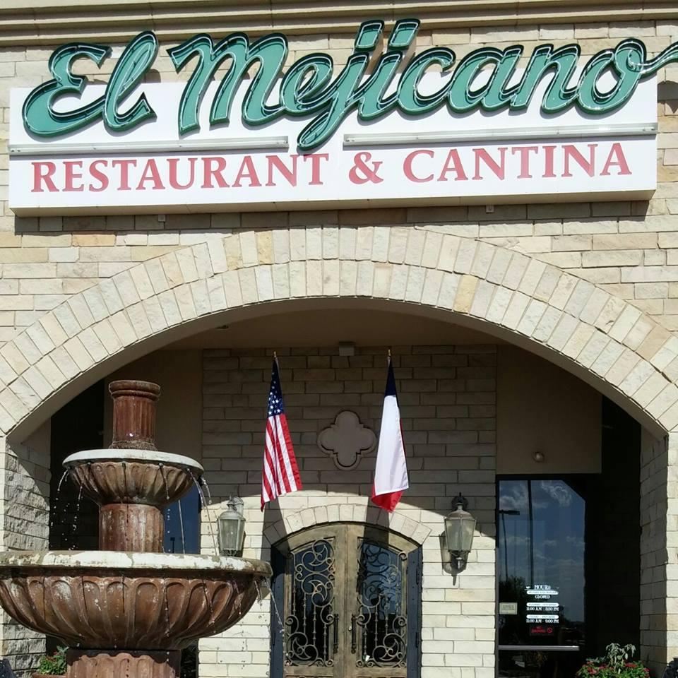 El Mejicano Restaurant & Cantina, Wichita Falls TX