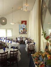 Aqua Blue Restaurant, Roswell GA