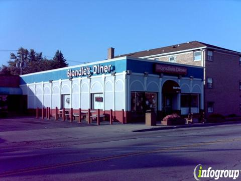 Blondie's Diner, River Grove IL