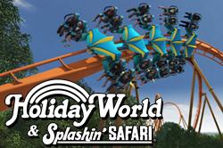 Holiday World & Splashin' Safari, Santa Claus IN
