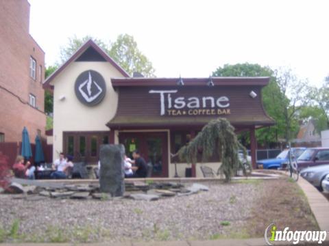 Tisane Tea & Coffee Bar, Hartford CT
