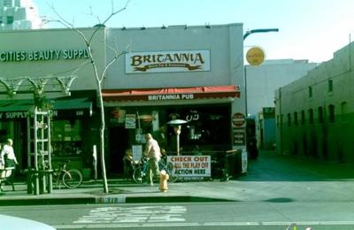 The Britannia - Santa Monica, CA