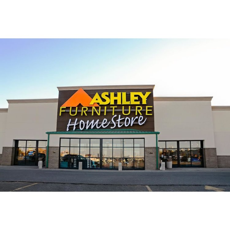 Ashley homestore salina ks 67401 Places to eat in garden city ks
