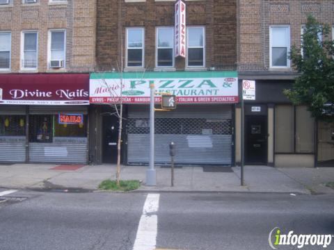 Mario's Pizza & Restaurant, Glendale NY