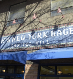 Noah's New York Bagels - San Mateo, CA