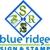 Blue Ridge Sign & Stamp