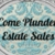 Come Plunder Estate Sales