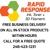 Rapid Response Ink, Toner, & 3D Filament