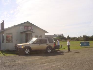 Linda's Low Tide Motel, Copalis Beach WA