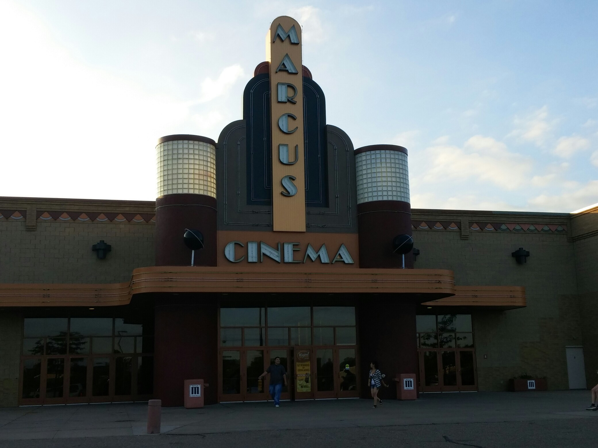 Marcus Oakdale Cinema, Oakdale, MN. 8, likes · talking about this. The premiere entertainment destination in the Minneapolis/St. Paul area.