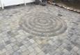 Glenwood Construction - Brooklyn, NY. Paving stone circle