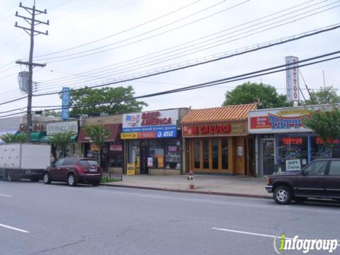 Gino's Pizza, Howard Beach NY