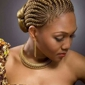 Black & Beautiful Hair Braiding and Beauty Supplies - Columbus, OH. French braid