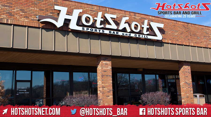 Hotshots Sports Bar & Grill, Ballwin MO