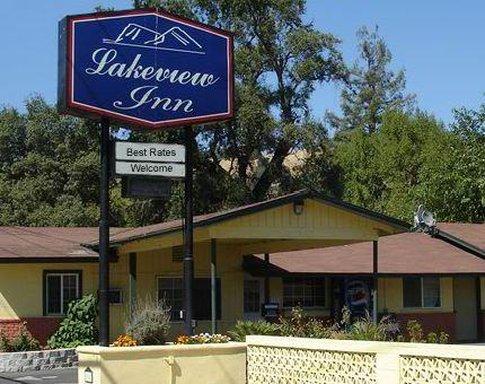 Lakeview Inn, Lucerne CA