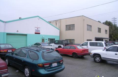Zinola's Machine Shop - Mountain View, CA