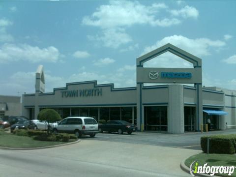 Town North Mazda, Richardson TX