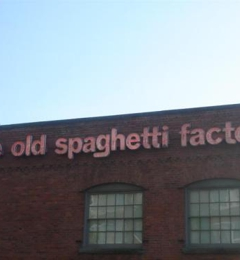 The Old Spaghetti Factory - San Diego, CA