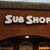 Sub Shop - CLOSED