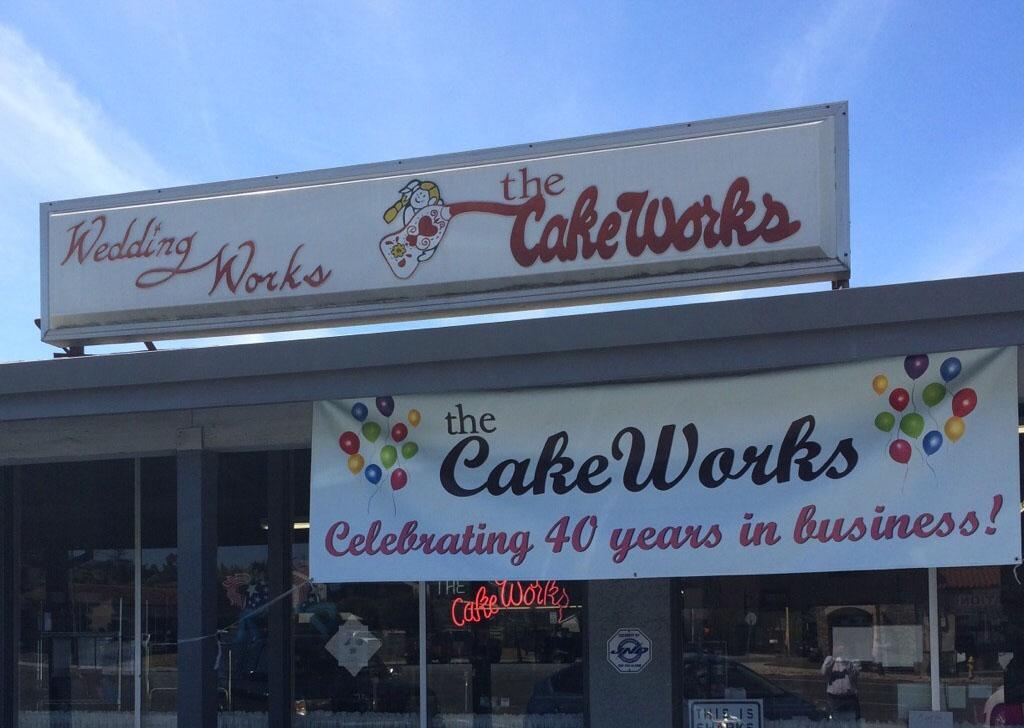 Cake Works - Wedding Works