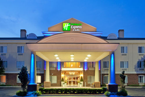 Holiday Inn Express & Suites Woodhaven, Woodhaven MI